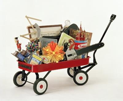 Professor Carol's Wagon