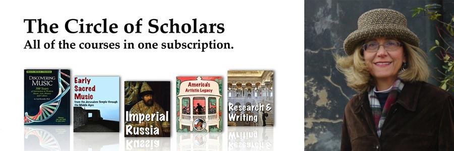 Circle of Scholars