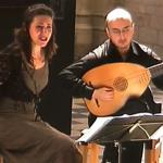Valeria Mignaco and Alfonso Marin