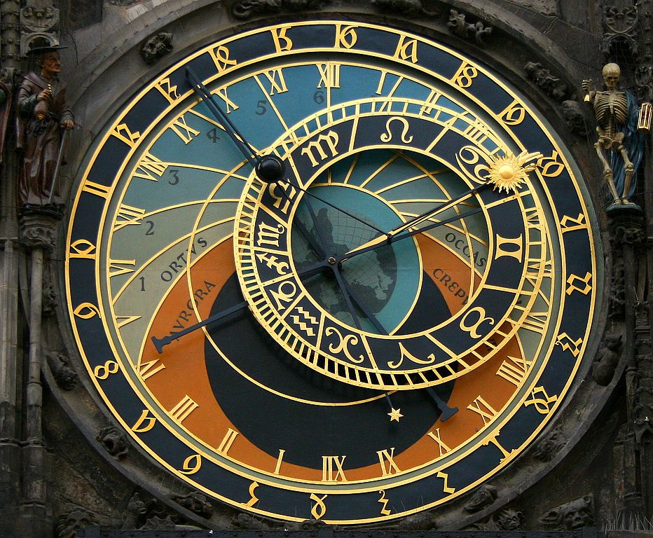 Astronomical Clock by Jay 8085 (cc)
