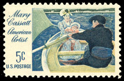 United_States_postage_stamp_honoring_Mary_Cassatt_(1966)